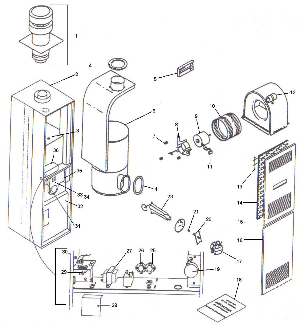 wiring diagram carrier gas furnace 58gs with Basic Gas Furnace Wiring Diagrams on 02 36992 likewise Carrier Gas Furnace Wiring Diagram besides 3 Wire Pilot Carrier Schematic likewise 32 11964 together with Carrier 58gs 4si Gas Furnace Owners Manual.