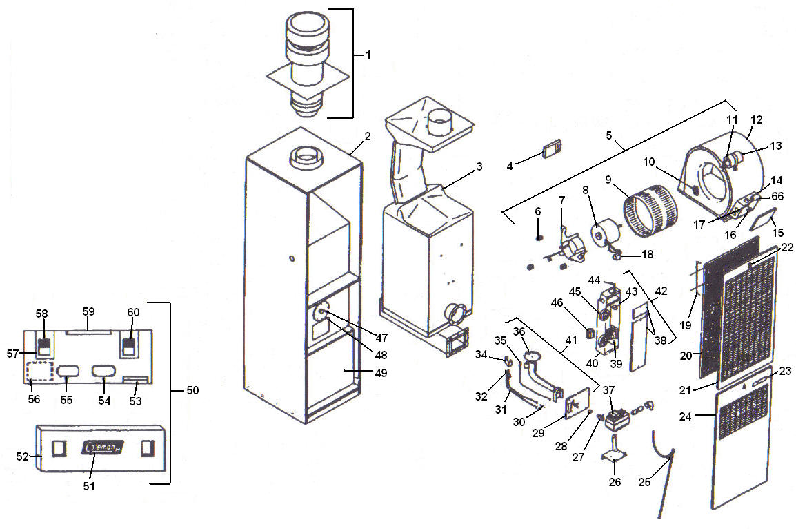 central air mechanical diagram  central  free engine image